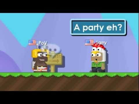 Vídeo do Growtopia