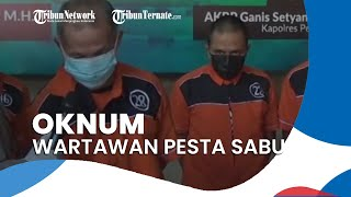 Oknum Wartawan Media Online di Surabaya Pesta Sabu di Kos, Sebut untuk Menambah Stamina