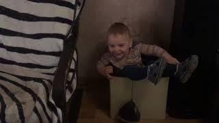 Поймал себя в ловушку:)