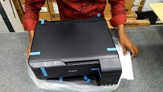 How to install Driver of Epson L3110 printer in Hindi step