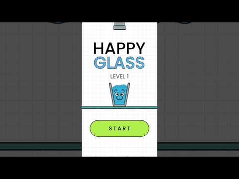 Happy Glass video