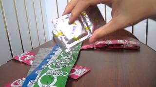 Посылка из Китая №5 Презервативы
