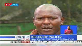 Police officer among those to face trial on the murder of a Nyamira based bodaboda operator