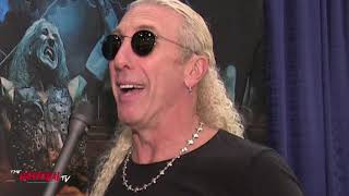 Twisted Sister Lead Singer Dee Snider Interview!
