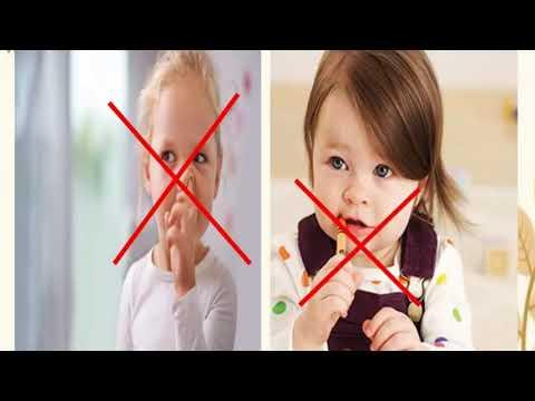 Kĩ năng dạy trẻ phóng tránh tai nạn khi ở nhà - MG 3 tuổi