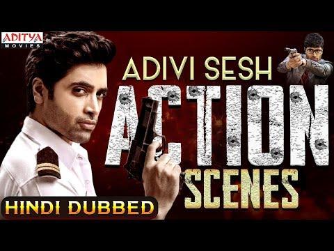 Adivi Sesh Best Action Scenes | Intelligent Khiladi Scenes | Adivi Sesh  Sobhita Dhulipala