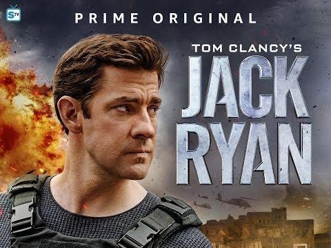 Jack Ryan Promo