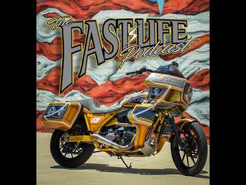 The Fast Life Podcast #1 Simpson MotorCycle Helmets