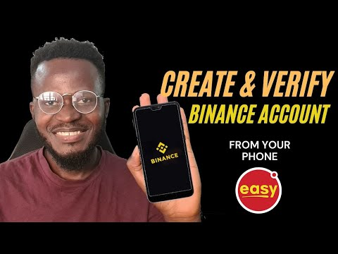 How To Create Binance Account and Verify with Your Phone [Step ...