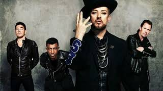Boy George - Talks about the track Runaway Train feat. Gladys Knight - Radio Broadcast 01/05/2019