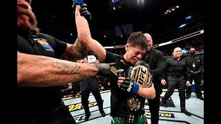 UFC 263 Brandon Moreno: Entrevista Posterior