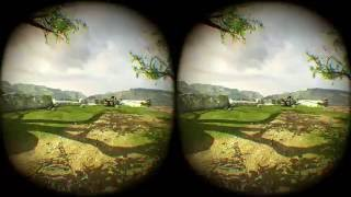 Combating VR Sickness through Subtle Dynamic Field-Of-View Modification