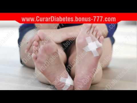 Cambios en las uñas en la diabetes
