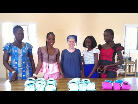 Reducing waste and breaking silence around women's period with ApiAfrique