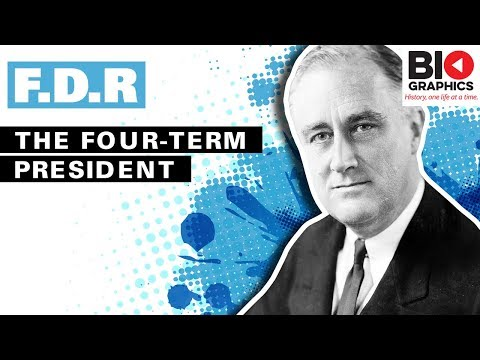 F.D.R - The Four-Term President