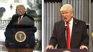 Did Trump Try to Stop 'SNL' Jokes With Justice Department?