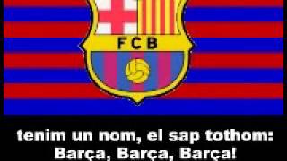 Himno Del Barcelona