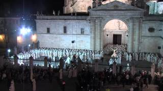 preview picture of video 'Hermandad Penitencial del Santísimo Cristo del Espíritu Santo- Semana Santa Zamora 2015'