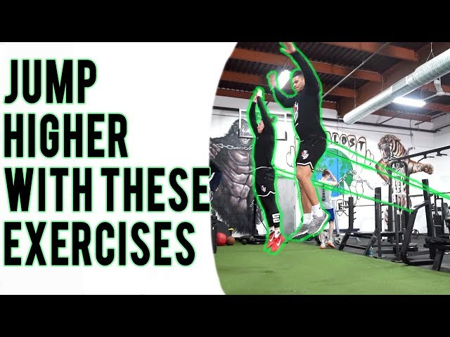 These Exercises Will Help You Jump Higher   The Lost Breed