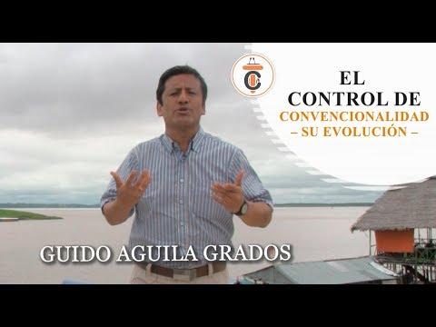 EL CONTROL DE CONVENCIONALIDAD - SU EVOLUCIÓN - Tribuna Constitucional 91 - Guido Aguila Grados