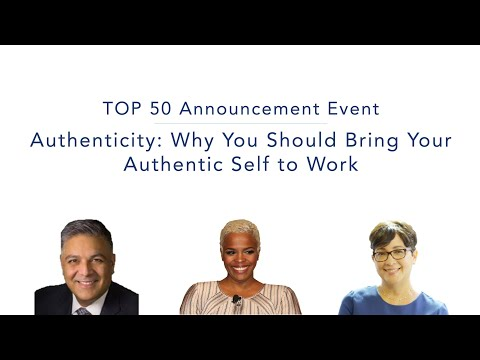 Authenticity: Why You Should Bring Your Authentic Self to Work