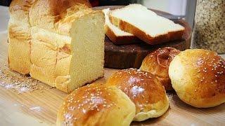 基础面包制作