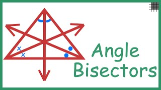 Angle Bisectors in a Triangle | Don't Memorise - YouTube