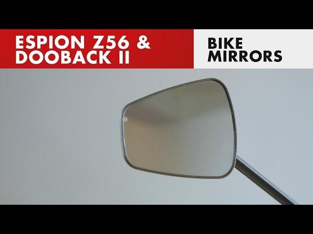 Видео Зеркало заднего вида правое Zefal Espion Z56 (4760R)