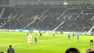 Porto 3 Vs 0 Dínamo De Zagreb - Champions 21_11_2012