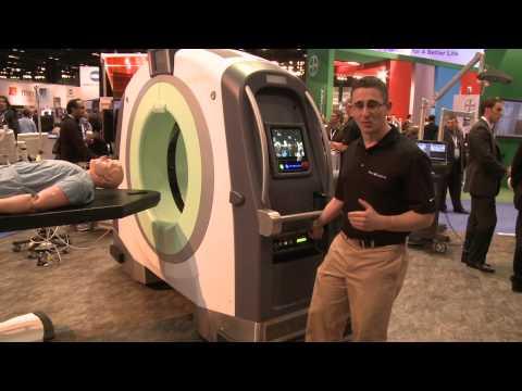 Refurbished Samsung Neurologica Portable Full-Body 32 Slice Ct Scanner