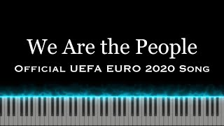 ⚽️Martin Garrix feat. Bono & The Edge - We Are The People [UEFA 유로 2020 Song]⚽️