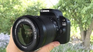 Canon EOS 100D - Review