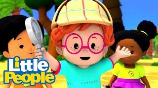 Fisher Price Little People 152 | Nuts for Sharing! - Fun Marathon | Full Episodes HD | Kids Cartoon