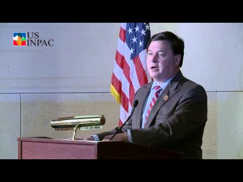 USINPAC Videos  The Road Ahead Event Congressman Todd Rokita introduced by Vinnie Rao