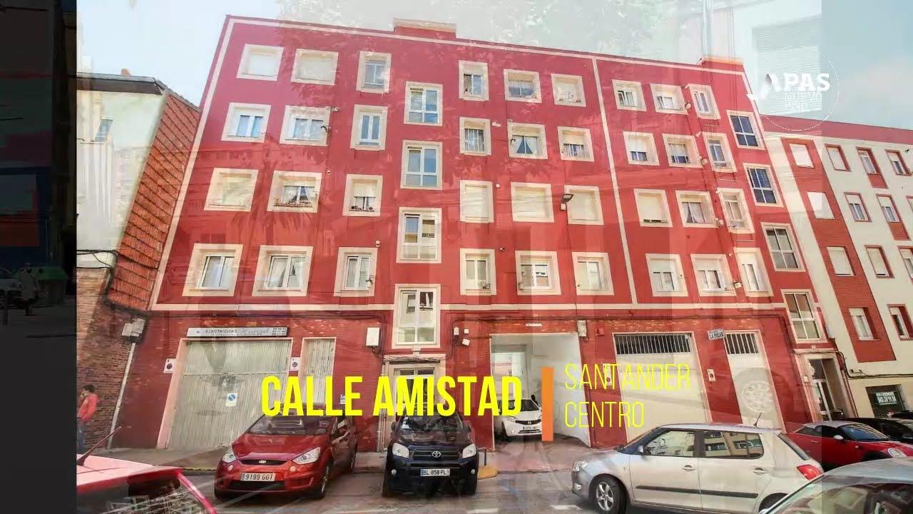Piso en venta Calle Amistad de Santander: 3 habitaciones, luminoso, vistas, Sur. Próximo al centro