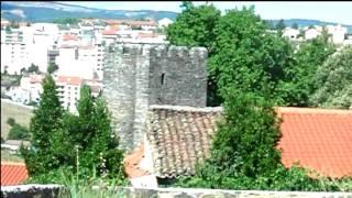 EL CASTILLO DE BRAGANZA PORTUGAL