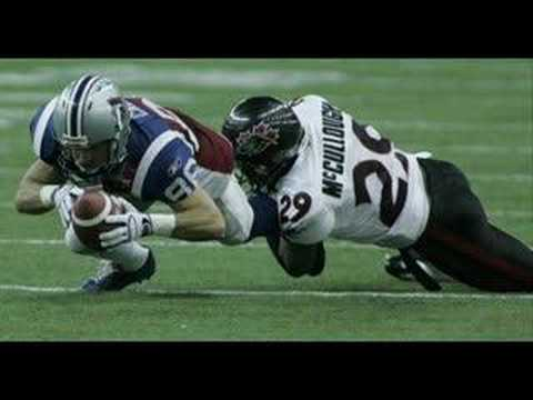 The Ultimate Montreal Alouettes video !