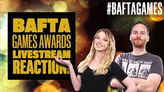 BAFTA Games Awards 2020 Livestream Reaction!