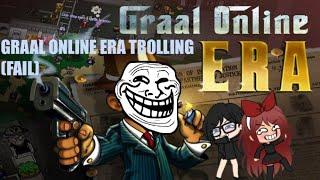 GraalOnlineEra TrOlLiNg( HuGe FaIl)