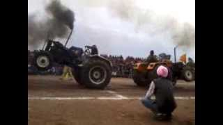 Tractor tochan danger sonalika sarbarpur vs sonalika accident