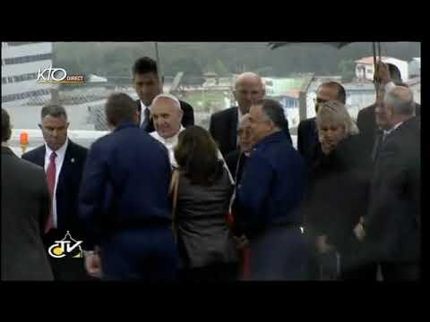 Messe en la basilique de Notre-Dame de la Conception d'Aparecida