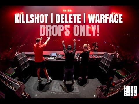 (DROPS ONLY) Warface | Delete | Killshot | @ Hardbass 2019! (видео)