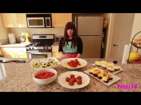 Video Kosher in the Kitch PASSOVER Recipes - Cheesecake Brownie Recipe and MORE!