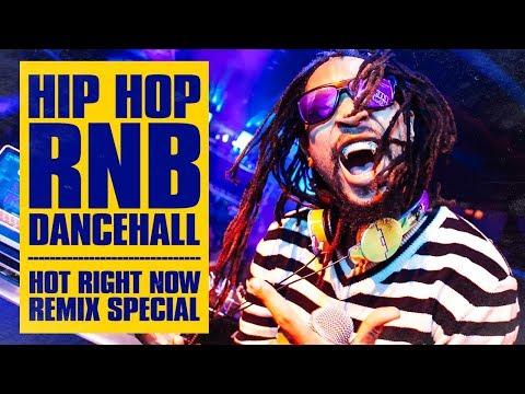 Hot Right Now Remix Special Ft. DJ Nightdrop | Hip Hop R&B Dancehall Reggaeton Mix February 2019