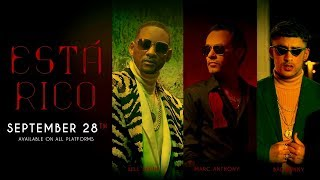 Marc Anthony, Will Smith, Bad Bunny - Está Rico (Coming Soon)