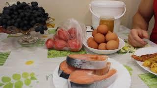 Полноценный рацион питания для здоровья и спортивного телосложения.