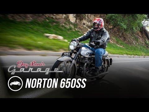 1962 Norton 650SS – Jay Leno's Review