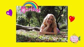 Hoy presentamos: la araña Margarita y la mariposa Hermosa