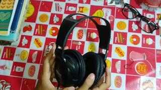 Headphone Murah dari Jepang!! || Unboxing Maxell Studio Series Headphone