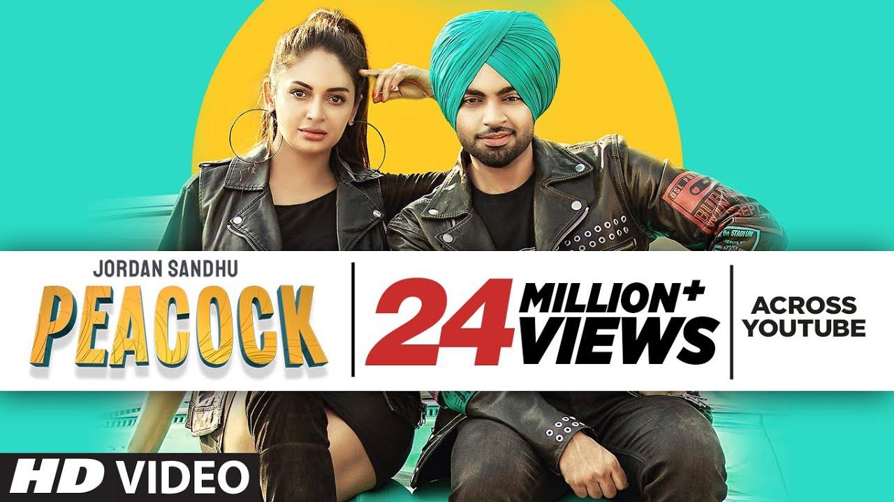 Peacock (Full Song) Jordan Sandhu Ft Rubina Bajwa | Bunty Bains | Desi Crew | Latest Punjabi Song